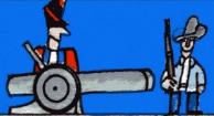 Lenzburger Freischaren-Manöver